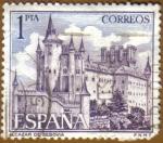 Sellos del Mundo : Europa : España : ALCAZAR de Segovia