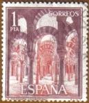 Sellos del Mundo : Europa : España : La Mezquita de Cordoba