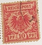 Sellos del Mundo : Europa : Alemania : Reich