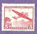 Sellos del Mundo : America : Chile : INTERCAMIBO