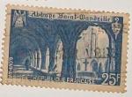 Sellos del Mundo : Europa : Francia : Abbaye Saint-Wandrille