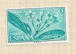 Sellos de Europa - España -  Rio Muni-Día del Sello 1963