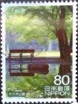 Sellos de Asia - Japón -  Scott#3383b intercambio 0,90 usd 80 y. 2011