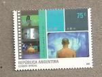 Sellos de America - Argentina -  Diseño de Imagen y Sonido