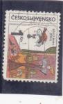 Sellos de Europa - Checoslovaquia -  ilustración