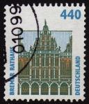 Sellos de Europa - Alemania -  COL-BREMER RATHAUS
