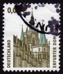 Sellos de Europa - Alemania -  COL-ERFURTER DOM