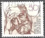 Sellos de Europa - Alemania -  Centenario del nacimiento de Martin Buber (filósofo religioso).