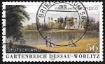 Sellos de Europa - Alemania -  Garden Realm Dessau-Wörlitz