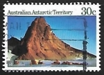Sellos del Mundo : Oceania : Territorios_Antárticos_Australianos : Mt Coates