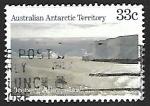 Sellos del Mundo : Oceania : Territorios_Antárticos_Australianos : Iceberg Alley, Mawson
