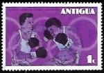 Sellos del Mundo : America : Antigua_y_Barbuda : Boxeo