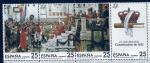 Sellos del Mundo : Europa : España : Constitucion 1812