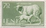 Sellos de Europa - España -  IFNI_Edifil Nº 155