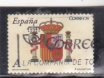Sellos de Europa - España -  ESCUDO DE ESPAÑA (30)