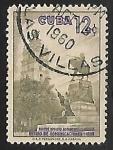 Sellos de America - Cuba -  Parque Ignacio Agramonte