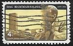 Sellos de America - Estados Unidos -  Dag Hammarskjöld