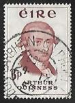 Sellos del Mundo : Europa : Irlanda : Arthur Guinness