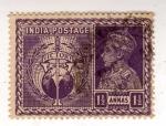 Sellos del Mundo : Asia : India : Victoria 1945
