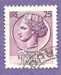 Sellos de Europa - Italia -  INTERCAMBIO
