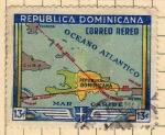 Sellos del Mundo : America : Rep_Dominicana : 450 Aniver.fundacion Sto. Domingo