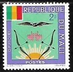 Sellos del Mundo : Africa : Mali : Escudo de Armas