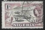 Sellos del Mundo : Africa : Nigeria : Balsas