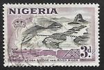 Sellos del Mundo : Africa : Nigeria : Rio Niger