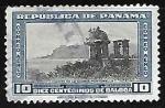 Sellos del Mundo : America : Panamá : Portobelo