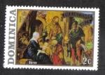 Sellos del Mundo : America : Dominica : Navidad