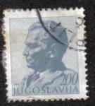 Sellos del Mundo : Europa : Yugoslavia : Josip Broz Tito (1892-1980) presidente