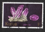 Sellos del Mundo : Africa : Kenya : Amethyst
