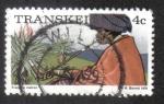 Sellos del Mundo : Africa : Sudáfrica : Matrona Transkei (Transkei)