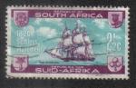 Sellos del Mundo : Africa : Sudáfrica : monumento a los colonizadores británicos a Grahamstown