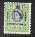 Sellos del Mundo : America : Jamaica : Independencia
