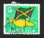 Sellos del Mundo : America : Jamaica : Definitivo 1970