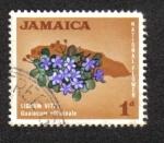 Sellos del Mundo : America : Jamaica : Frutas Nacionales