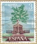 Sellos del Mundo : Europa : España : Fundacion de Guernica - Arbol de Guernica
