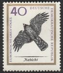 Sellos del Mundo : Europa : Alemania :  850 - ave de presa europea