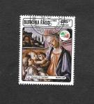 Sellos del Mundo : Africa : Burkina_Faso : 749A - Pintura