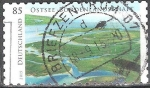 Sellos de Europa - Alemania -  Mar Báltico, paisaje de Bodden.