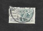 Sellos de America - México -  C195 - Danzas