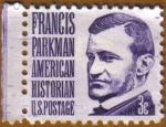 Sellos del Mundo : America : Estados_Unidos : Francis Parkman