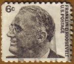 Sellos del Mundo : America : Estados_Unidos : Franklin D. Roosevelt