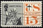 Sellos de America - Estados Unidos -  INT-LIBERTY FOR ALL