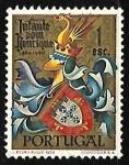 Sellos del Mundo : Europa : Portugal : Escudo de Armas |