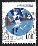 Sellos de Europa - Portugal -  Pela crianca