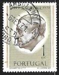 Sellos de Europa - Portugal -  Antonio Salazar
