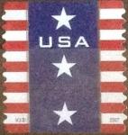 Sellos de America - Estados Unidos -  Scott#4157 intercambio, 0,20 usd, standard 2007
