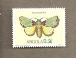 Sellos del Mundo : Africa : Angola : Mariposa